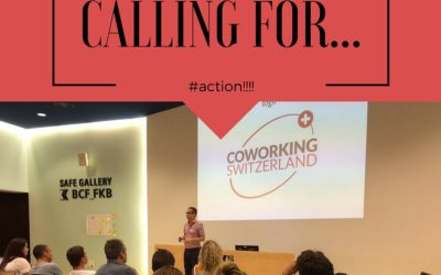 Calling for Action! 3,2,1…